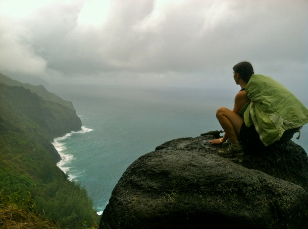 The Nepali Coast...hiking along the Kalalau Trail is an unforgettable experience.