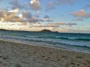 A Stroll Down KailuaBeach